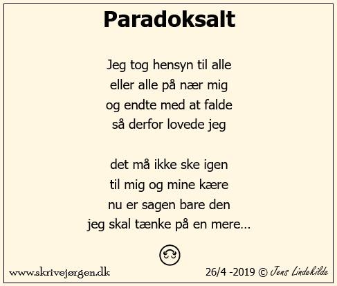 Paradoksalt