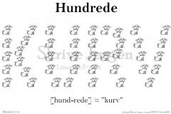 Hundrede