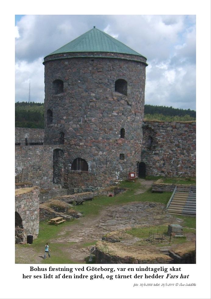 Bohus-fæstning-ved-Göteborg