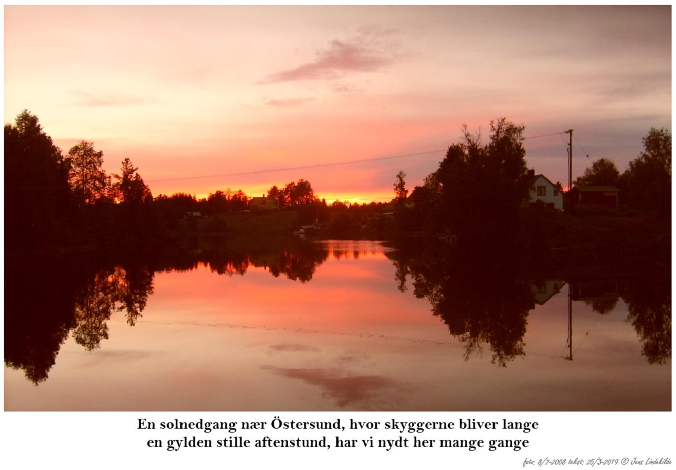 En-solnedgang-nær-Ôstersund