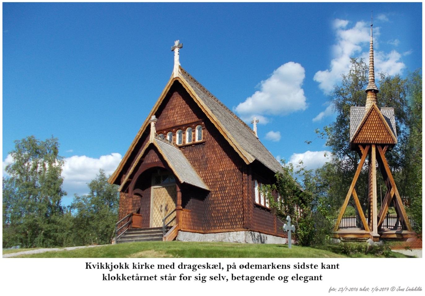 Kvikkjokk-kirke-med-drageskæl