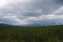 Bjerge i horisonten
