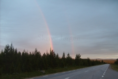 Dobbelt regnbue