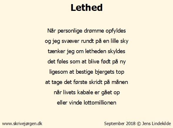 Lethed