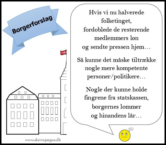 Borgerforslag
