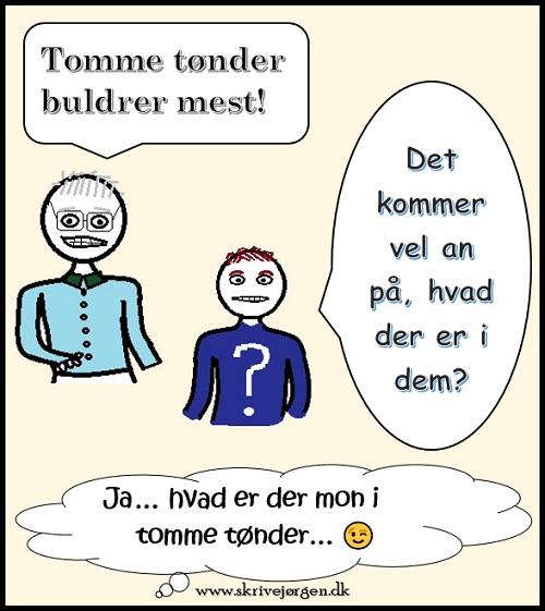 Tomme-tønder